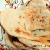 Tandoori Naan