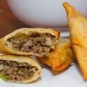 Beef Samosa (2pcs)