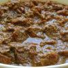 Beef Butter Masala